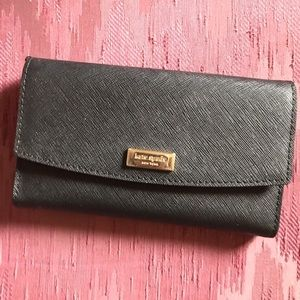 Authentic Kate Spade Checkbook Wallet
